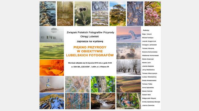"""Wystawa """"Piękno przyrody w obiektywie"""
