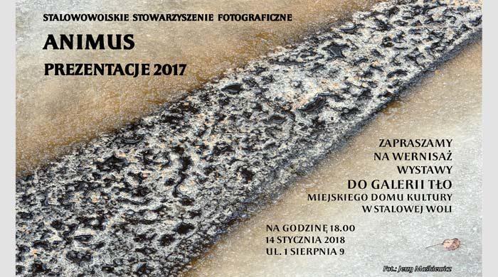"""Wystawa fotografii """"Prezentacje 2017"""""""